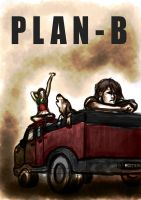 Plan-B colored cover by Debby1996