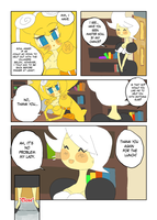 Drill king page 7 by Tentakustar