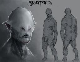 Substrata - Subterranean Dweller | Level 1 by Spellsword95