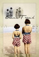The Frank Sisters at the Beach by Livadialilacs