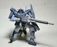 Gundam Cherudim Real Type.. by stormv