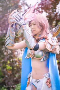Valkyrie Granblue by Brohtography