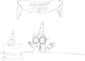 Young Rigby by CannedBread81
