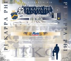 Pikapp Fraternity Rush Board by Captive-Elements