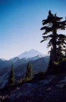 Mt Baker 2 by JensStockCollection