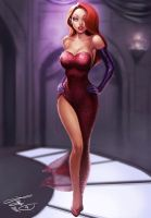 Jessica Rabbit by DriyLima