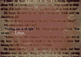 We're All Right *INSURGENT SPOILER* by FauxxAffliictiion