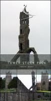 Tower Stock Pack by little-stock