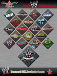 WWE Dock Icons by Denmark1977