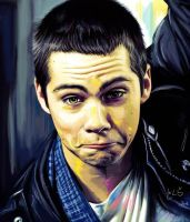 Teen Wolf: Stiles Stilinski -COLLAB- by Dubijanteloca