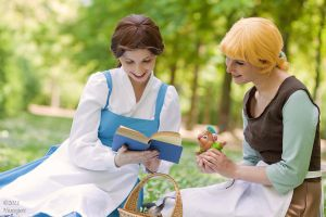 Cinderella: Our Leisure Time by Shigeako