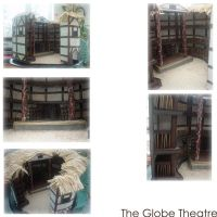 Globe Theatre by zanderpuss