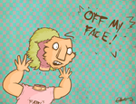 Off my face by Hoole