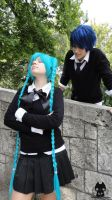 Wanna date? - Vocaloid cp by Hikuja