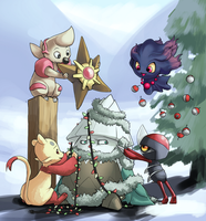 Merry Christmas Little Cup! by Phycofox