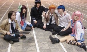 Angel Beats - Gather 'Round by loveanime