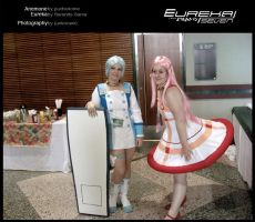 Eureka Seven Cosplay by Heathernaut