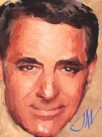 Cary Grant by JALpix