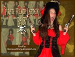 Pirate Wench Captain PACK by themuseslibrary
