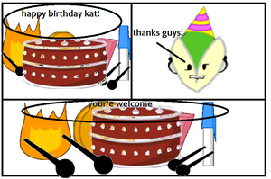 happy birthday kat! by drunkendragn