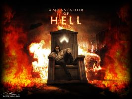 Ambassador Of Hell by kimoz