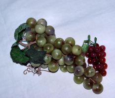 object_food_ grapes 02 by Aimelle-Stock