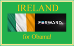 Ireland supports Obama! by Winter-Phantom