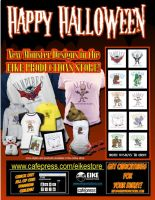 Site Halloween Promotion by hoganvibe