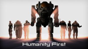 Humanity First by ImperatorAlicia