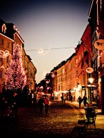 Ljubljana in December by techouse