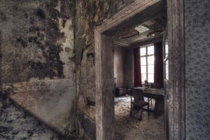 Chateau le Lievre - View diner Room by Bestarns