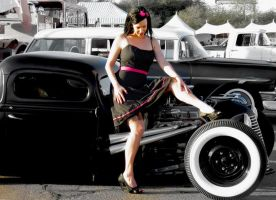 Pinup Ratrod by spawker