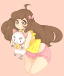 puppycat by punipaws