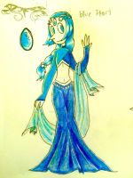 Blue pearl adopt CLOSED by Charryzarrd