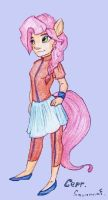 Human pony. Mlp by FreeSavanna