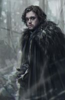 John Snow by BilberryCat