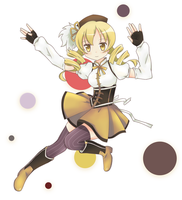 Mami-chan by Patychan