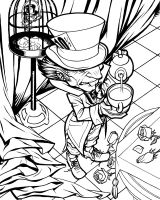 MadHatter by JJKirby