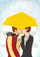 Kurtofsky .:Umbrella:. by ArtByMomo