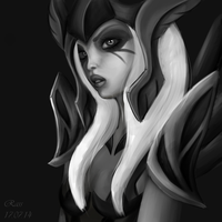 [Dota2] Vengeful spirit by RassiNya