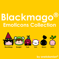 Blackmago Collection by anekdamian