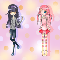 Adoptables~ Batch 2 by xForgottenStardustx