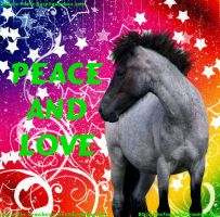 Peace and Love Profile Pic by PintabianDreamer1222