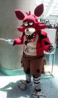 AX 2015- Another Foxy by Crystalsonicfan