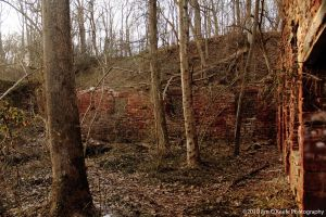 Seneca Creek Ruins 3 by JimOKeefePhotography