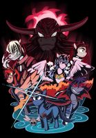 My Little Gurren Lagann by Chromamancer