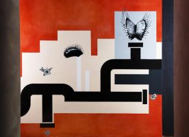 Wall Commission - Wall 1 by STRAFE-Unlimited