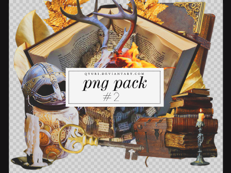 PNG PACK #2 by Qyuri