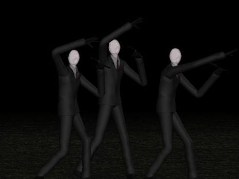Slender's A Great Dancer ( Video in description ) by Darkmoong