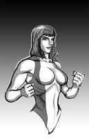 Day 5: She- Hulk by thelearningcurv